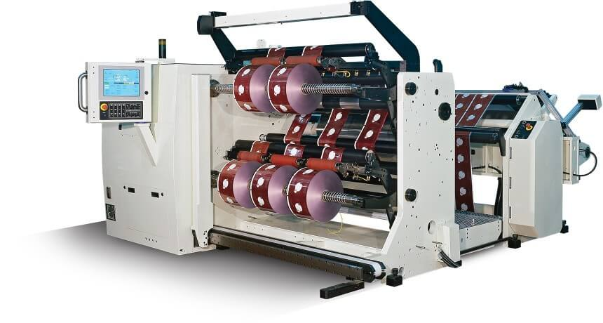 Slitting Production Capabilities & Packaging Machinery | Kendall Packaging