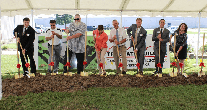 Pittsburg-Ground-Breaking