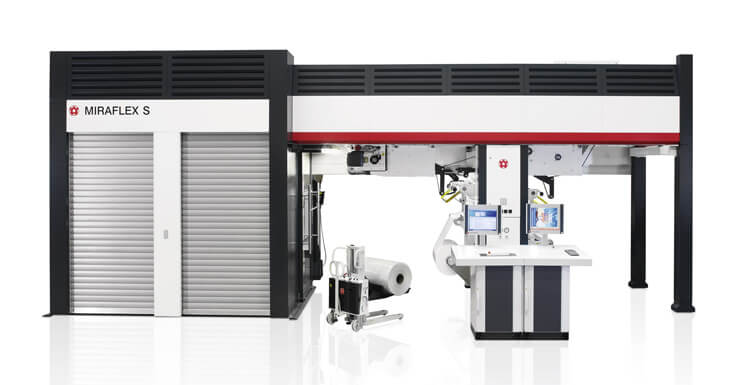 Printing Production Capabilities & Packaging Machinery | Kendall Packaging