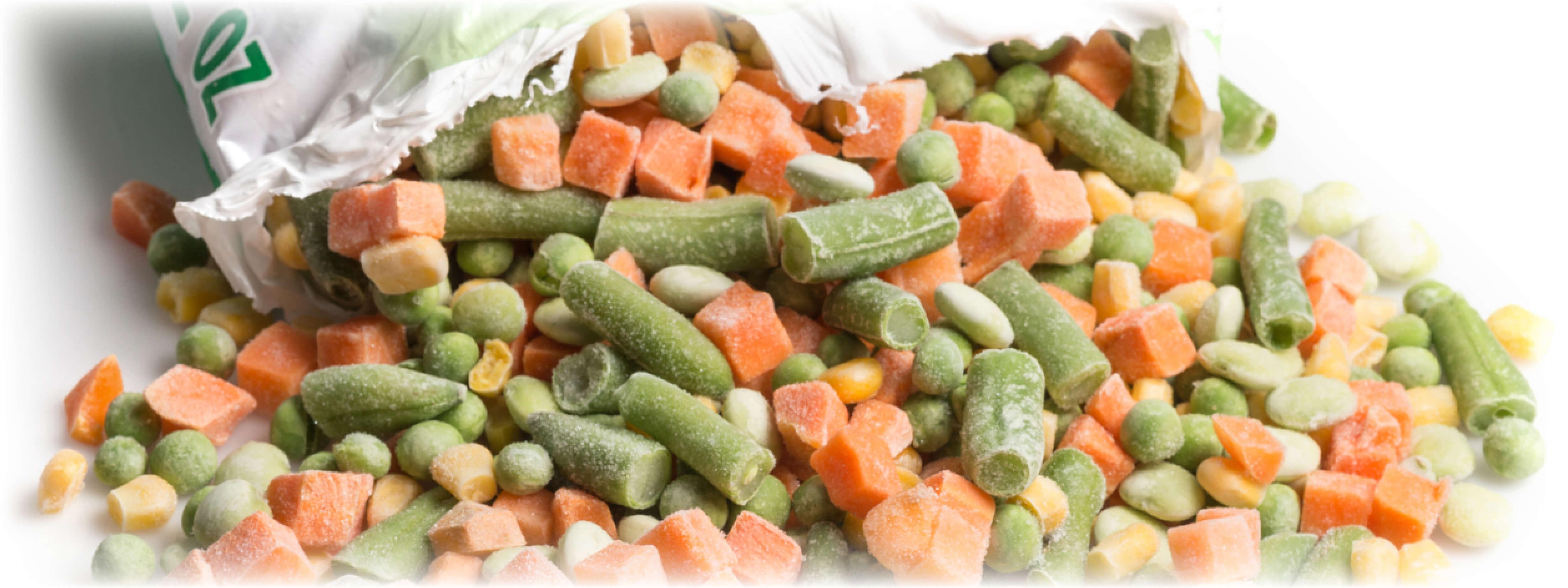 Frozen Foods Packaging Capabilities & Industries Served | Kendall Packaging