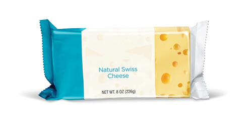 Block Cheese Packaging & Market Capabilities | Kendall Packaging