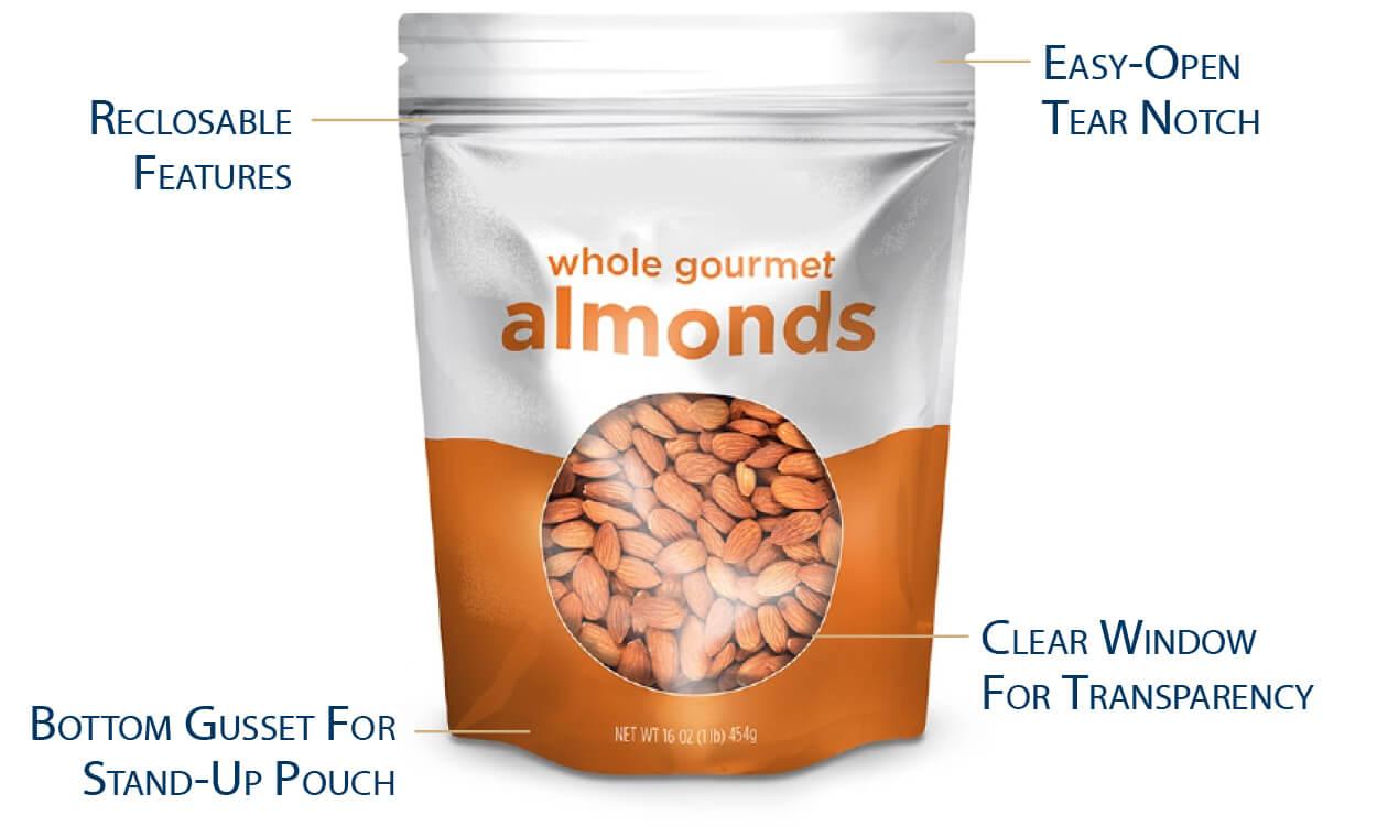 Snack Food Packaging & Market Capabilities | Kendall Packaging